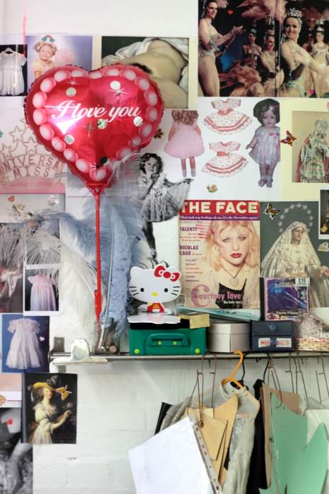 A meadham wall 1