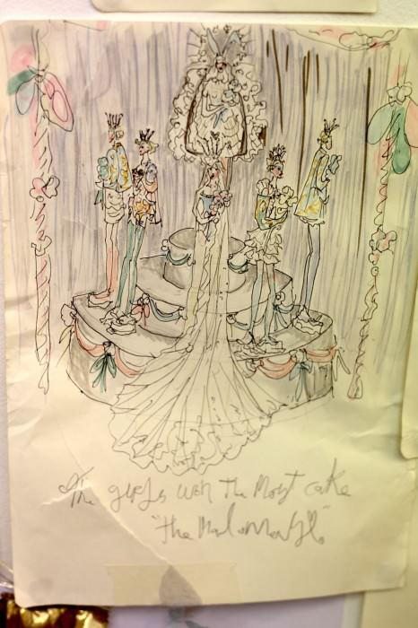 N meadham sketches 4