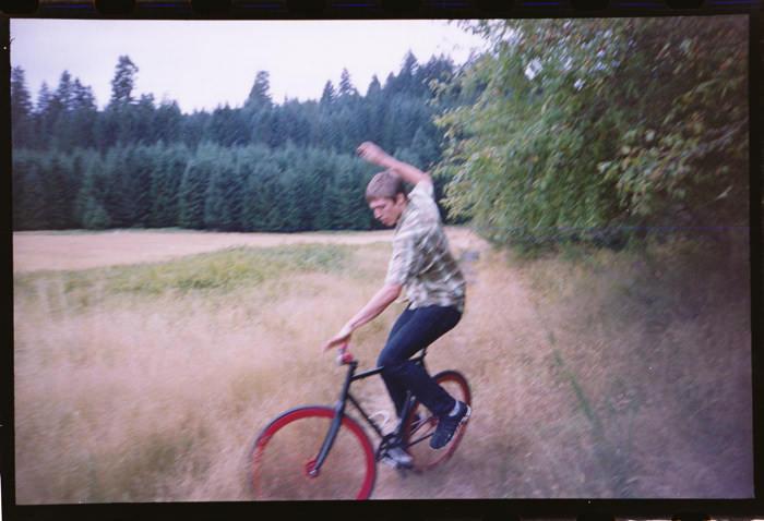 Bike gnar.