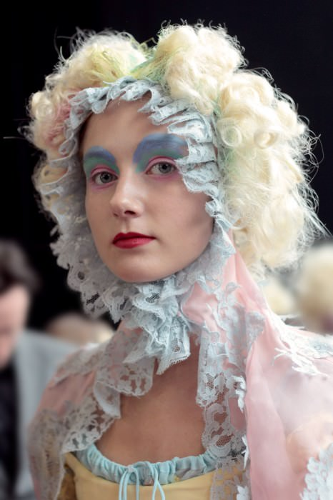 meadham backstage 17