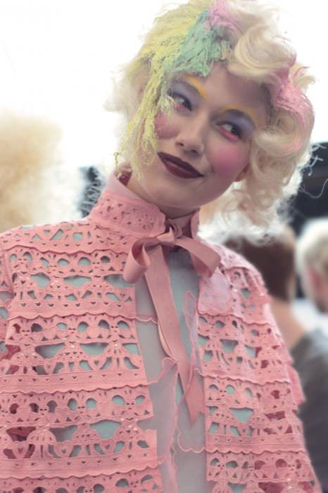 meadham backstage 22