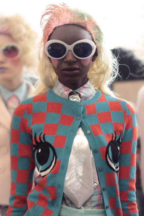 meadham backstage 26
