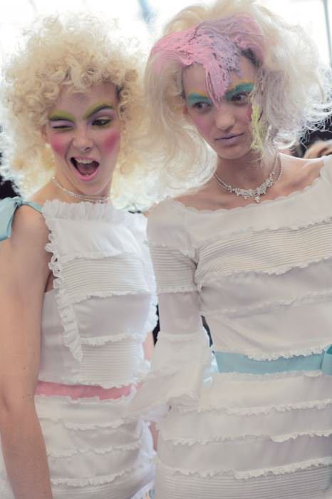meadham backstage 29