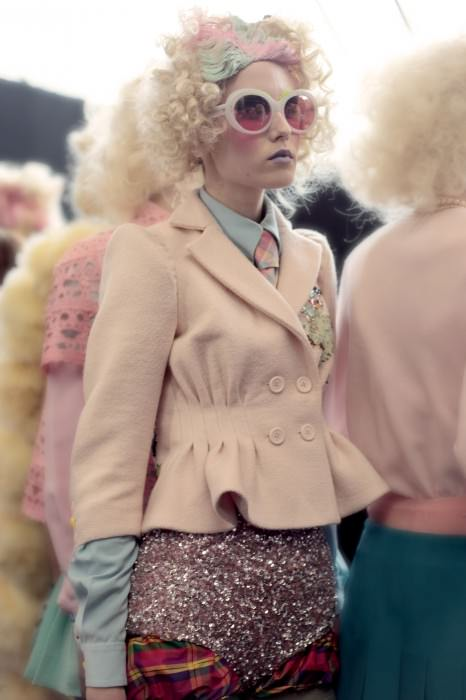 meadham backstage 32