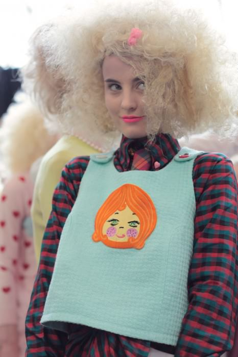 meadham backstage 33
