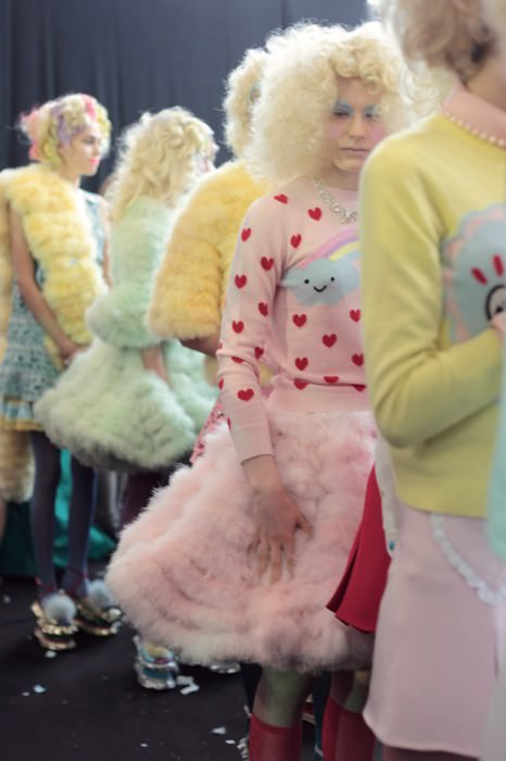 meadham backstage 37