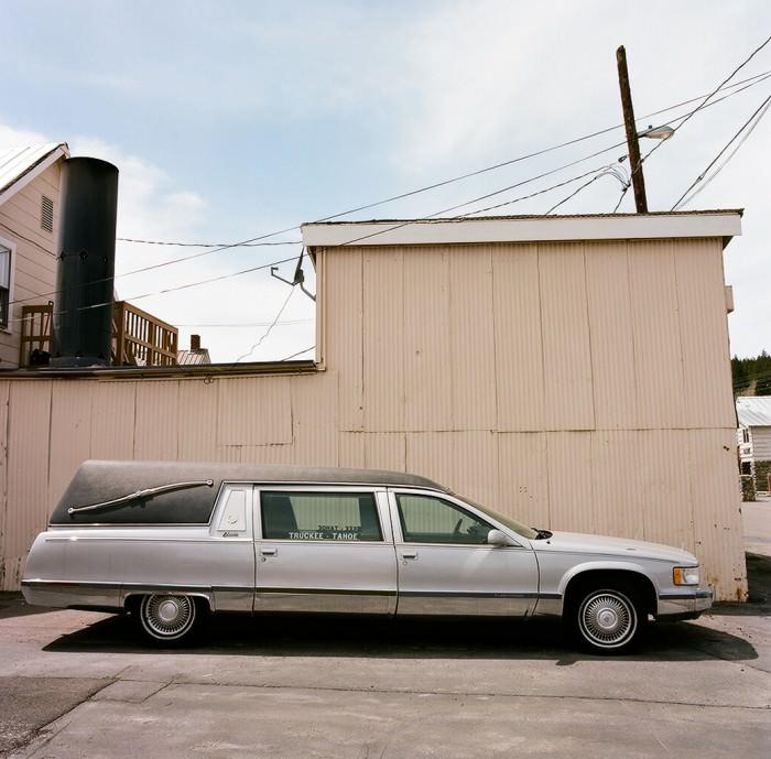 Truckee mortuary.