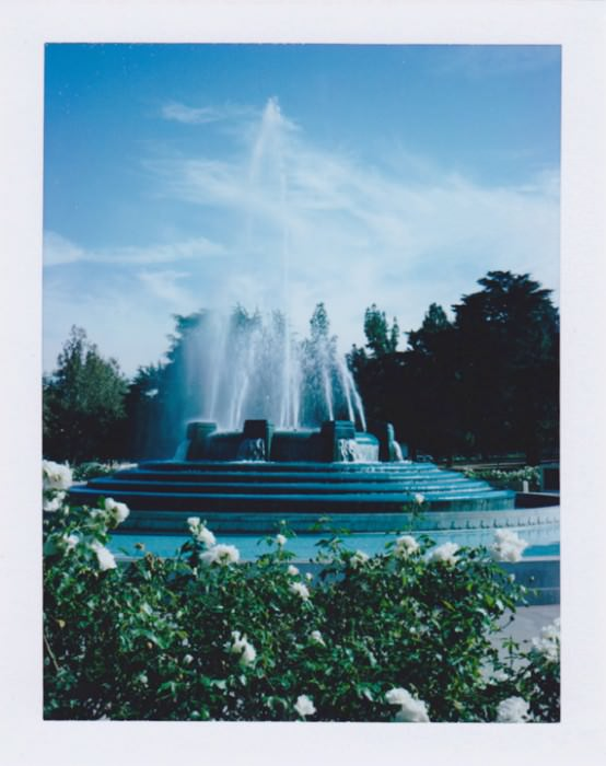 William Mulholland Memorial Fountain, Los Feliz.