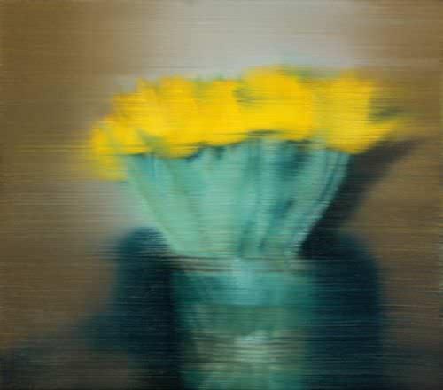 "Gerhard Richter's ""Tulpen"""