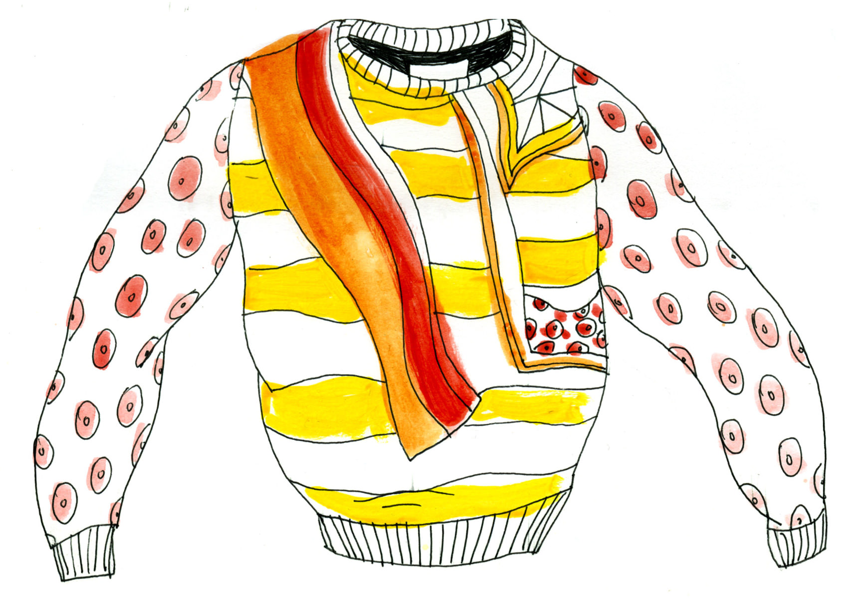 Winter Sweaters: A Taxonomy