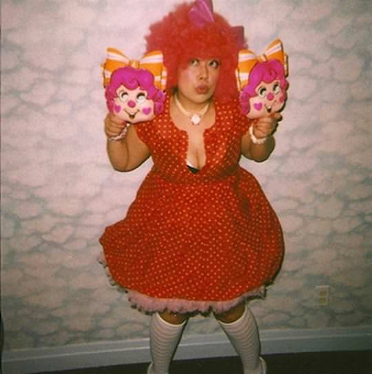 clownrie