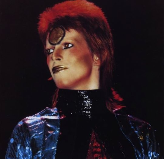 Rookie » How to Channel David Bowie