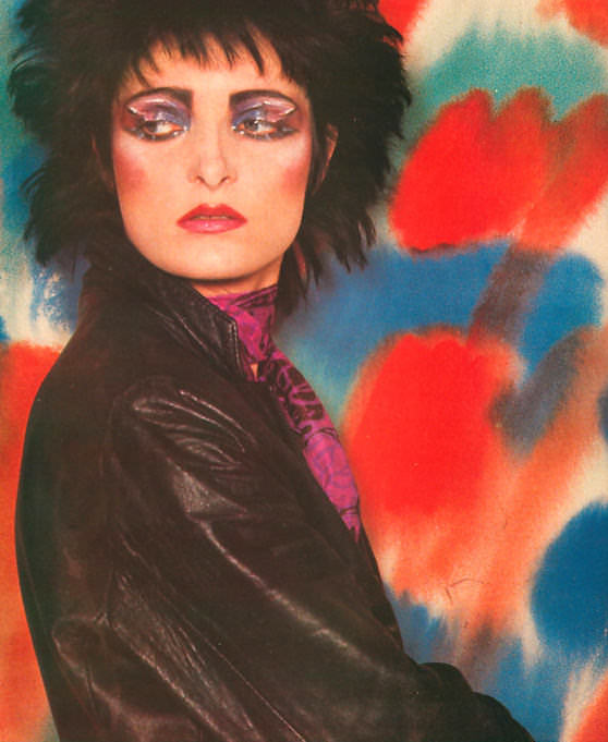 Siouxsie Sioux by Joe Lyon for The Face