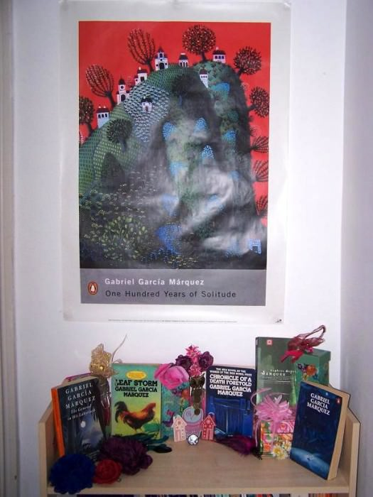 gabriel garcia marquez READERSHRINESFEB2012