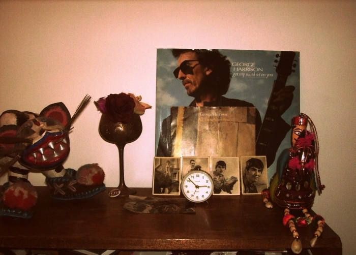 george harrison READERSHRINESFEB2012