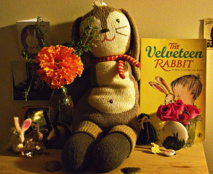 velveteen rabbit READERSHRINESFEB2012