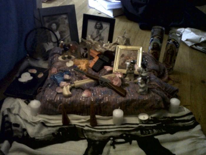 violence READERSHRINESFEB2012