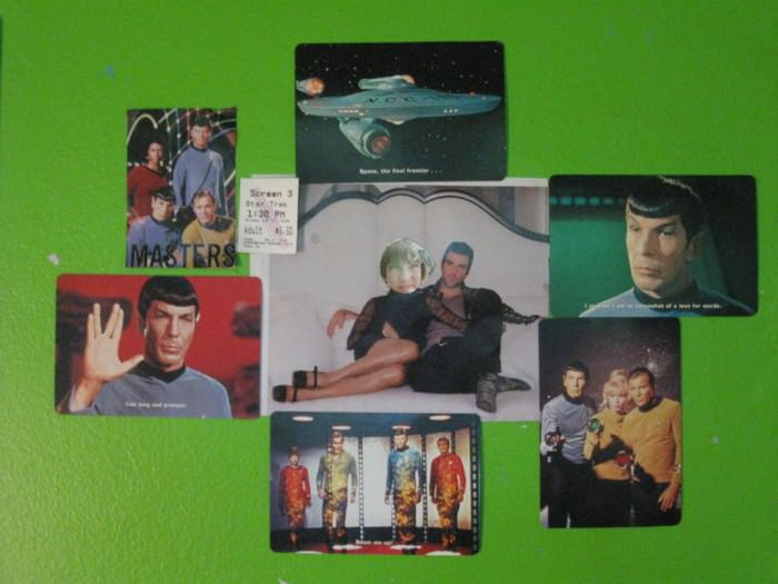 tavi spock shrine READERSHRINESFEB2012