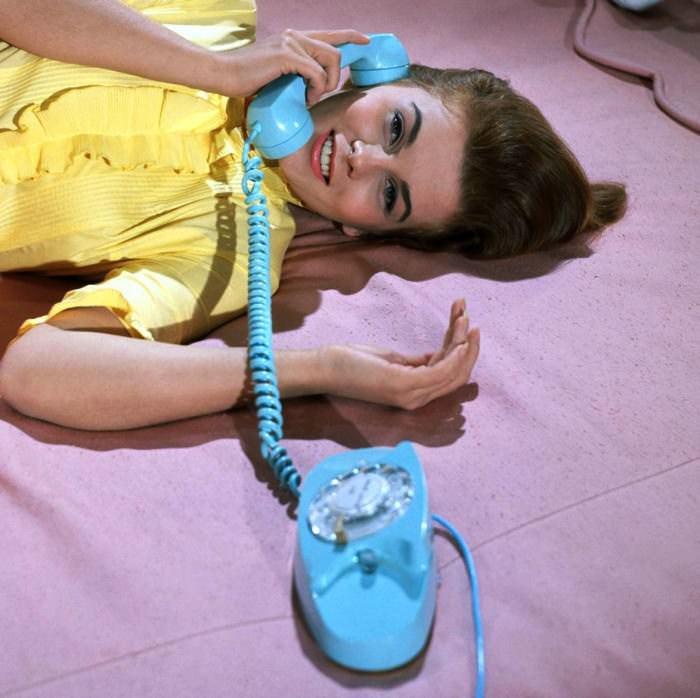 Ann Margret in Bye Bye Birdie.