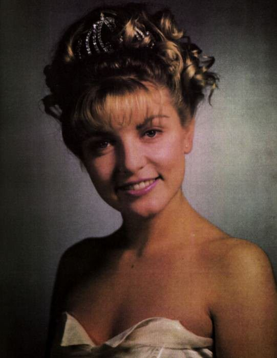 Laura Palmer of Twin Peaks.