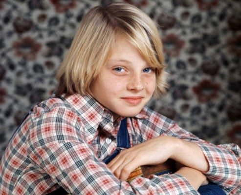 Secret Style Icon: Little Jodie Foster