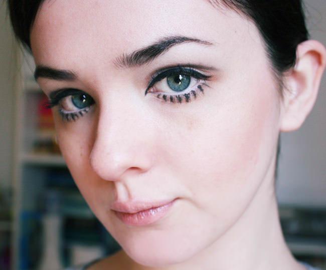 Mod Eye Makeup In Like Five Minutes