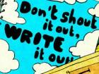 Don't Shout It Out