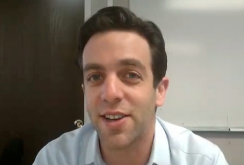 Ask a Grown Man: B.J. Novak