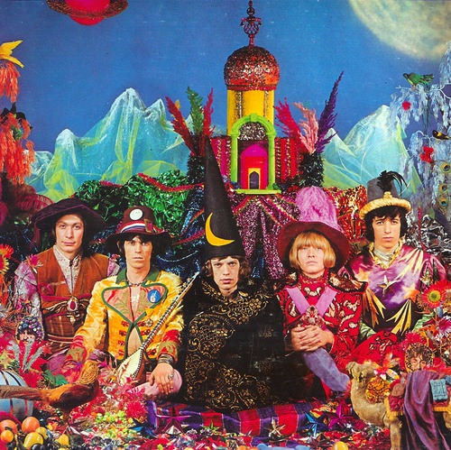 The Rolling Stones' Their Satanic Majesties Request.