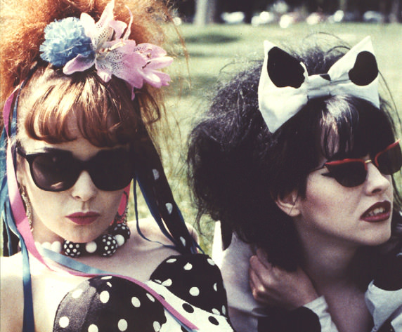 Secret Style Icon: Switchblade Sisters