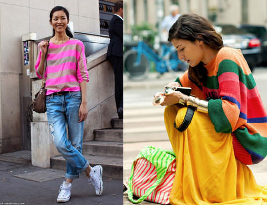 Images via Stockholm Streetstyle and Citizen Couture