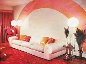 Literally the Best Thing Ever: Interior Design From the '60s and '70s