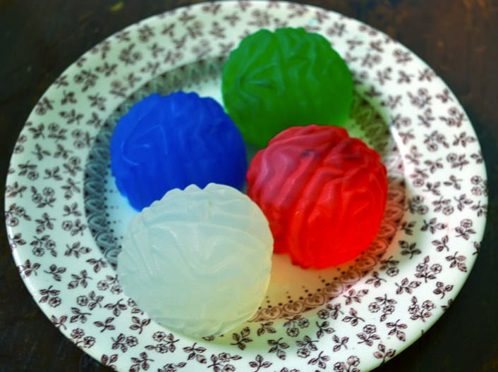 DIY Brain Soap