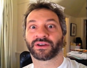 Ask a Grown Man: Judd Apatow
