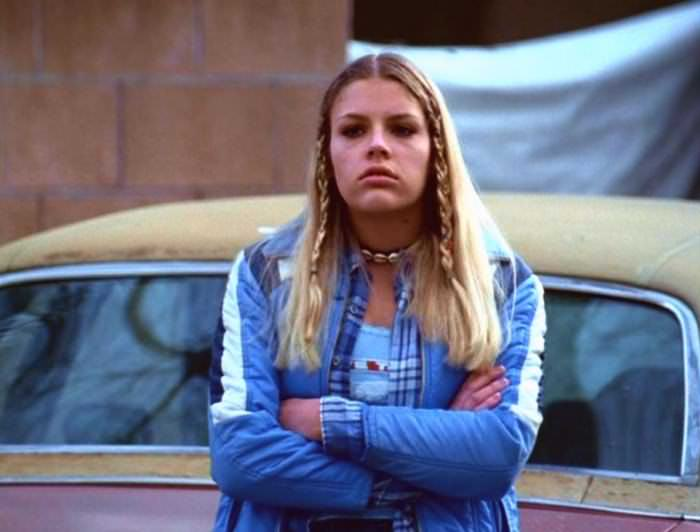 Busy Philipps as Kim Kelly in Freaks and Geeks.
