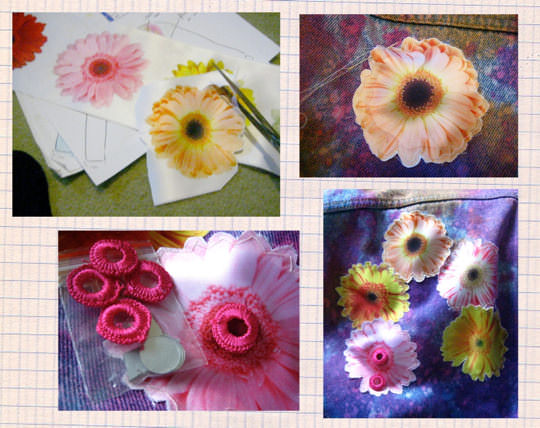 flowerapplique
