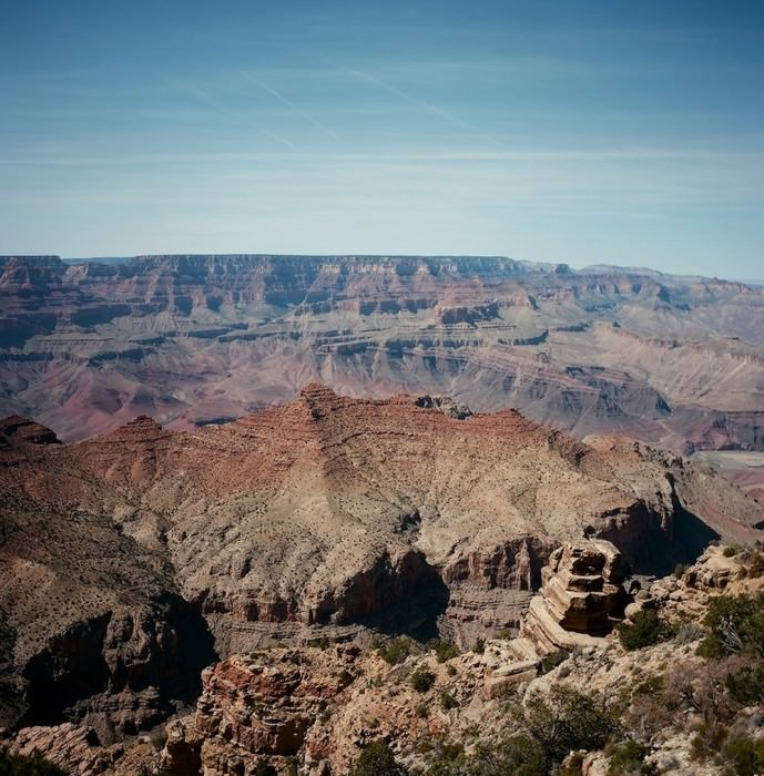 The Grand Canyon from Ghost Ship.