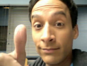 Ask a Grown Man: Danny Pudi