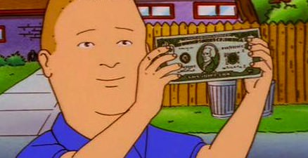 Hero Status: Bobby Hill