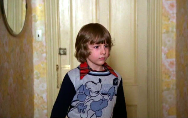 Danny from The Shining.