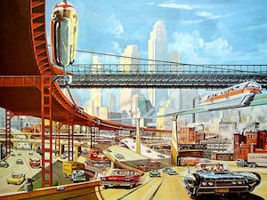 Literally the Best Thing Ever: Retro-futurism