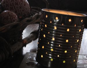 How to Make a Tin-Can Lantern