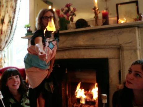 Sunday Video: Voodoo S'mores With Amy Sedaris