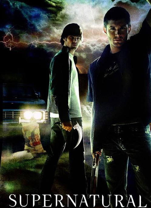 Supernatural TV Show Image