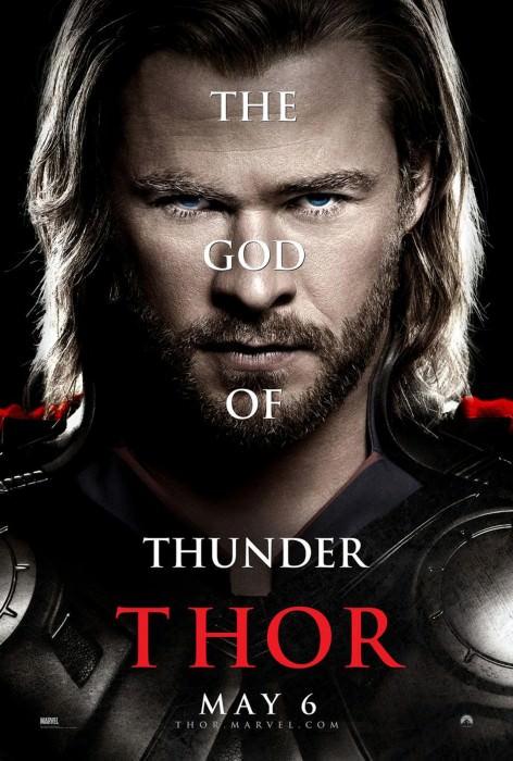 Thor Movie Poster - Thor