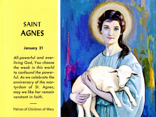 Image via Picture Book of Saints