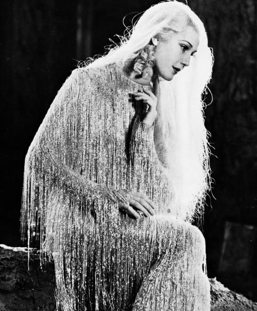 Anita Louise in A Midsummer Night's Dream (1935), directed by Max Reinhardt.