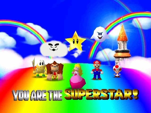 Mario Party (U)  snap0000
