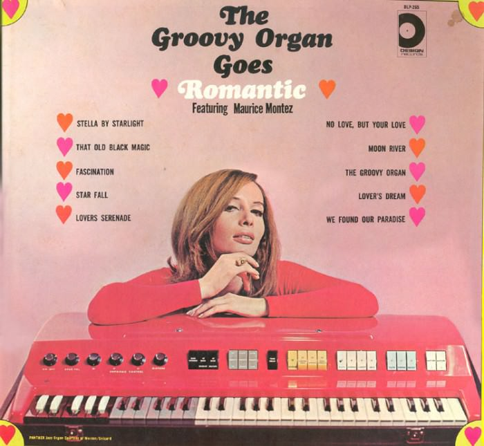 1967 album featuring the Hammond organ.