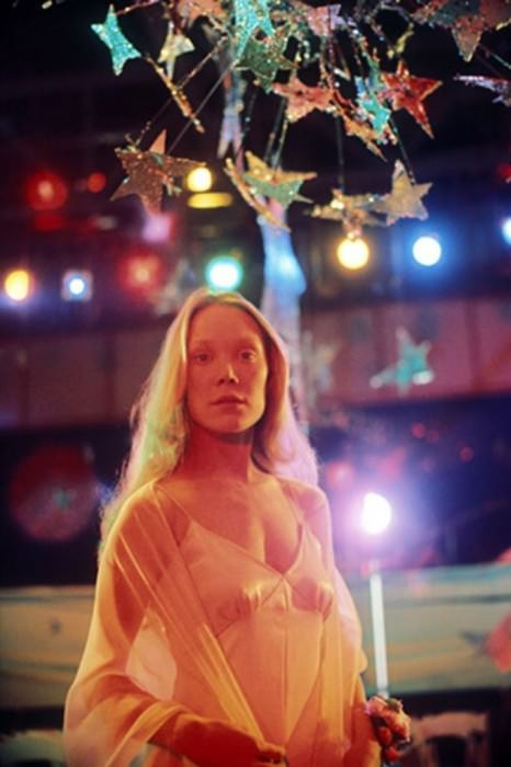 Sissy Spacek in Carrie (1976).